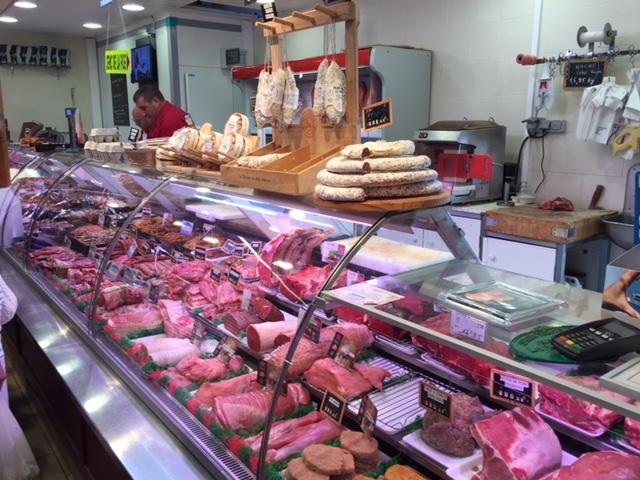 Le marché Boucherie Royer crecy
